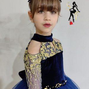 New Model of Top Stylish Princesses Dress - Kids.