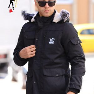 New Model Stylish Jacket - Fur Quilted Jacket.